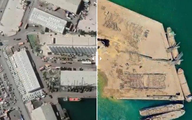 e8myb1r1mtez5r2rjffltsw1t - Após explosão, governo do Líbano decide prender responsáveis pelo porto