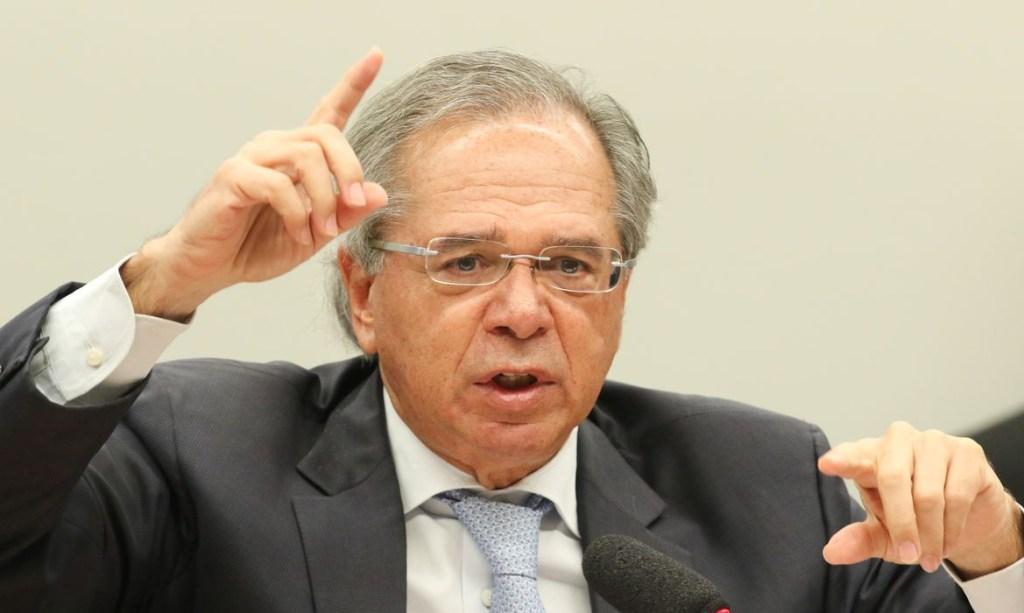 guedes 1024x613 - Arroz subiu porque vida dos pobres melhorou, diz Paulo Guedes