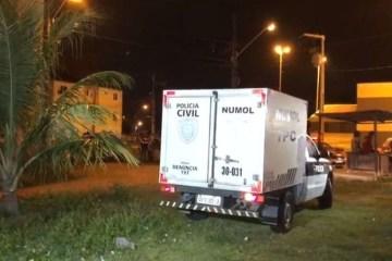 homicidio pc - CRIME: Homem é assassinado com tiros de espingarda em Santa Rita