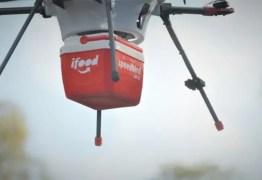 IFood recebe aval para testar entrega por drone – CONFIRA