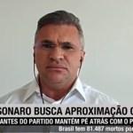 julian JP - Julian diz que Bolsonaro precisa pedir desculpas antes de voltar ao PSL - VEJA VÍDEO