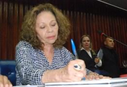 ALPB decreta luto pelo falecimento da ex-presidente do Sinpol, Lourdinha Dantas