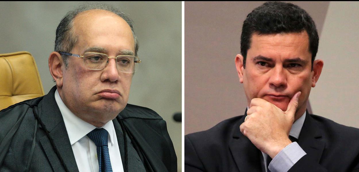 """moro - Gilmar quer pautar """"assim que possível"""" processo de suspeição contra Moro"""