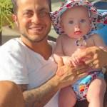 paiss - Thammy Miranda faz ensaio com o filho Bento e celebra Dia dos Pais