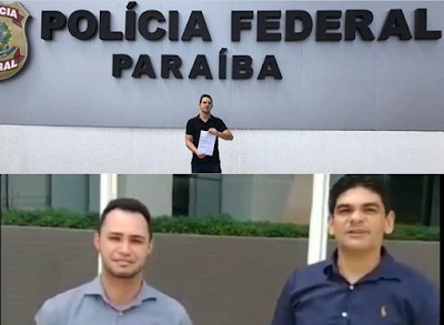 pf 1 - INVESTIGAÇÃO: militantes de direita prestam depoimento à PF sobre 'manifestações antidemocráticas' em João Pessoa