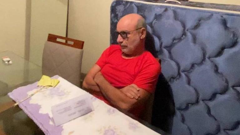 queiroz preso 1 - Ministro do STJ revoga prisão domiciliar de Queiroz e esposa