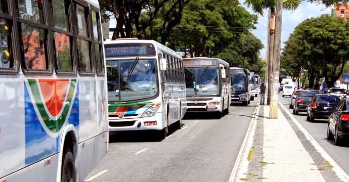 só onibus - Semob-JP anuncia retorno da linha 106-Geisel e atendimento dos usuários de Jacarapé pela linha I001