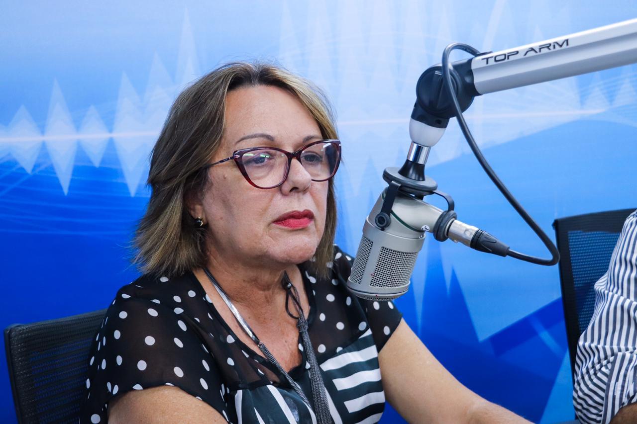 socorro gadelha - Socorro Gadelha avalia indicação para secretaria e detalha metas: 'Muito trabalho em dezembro'