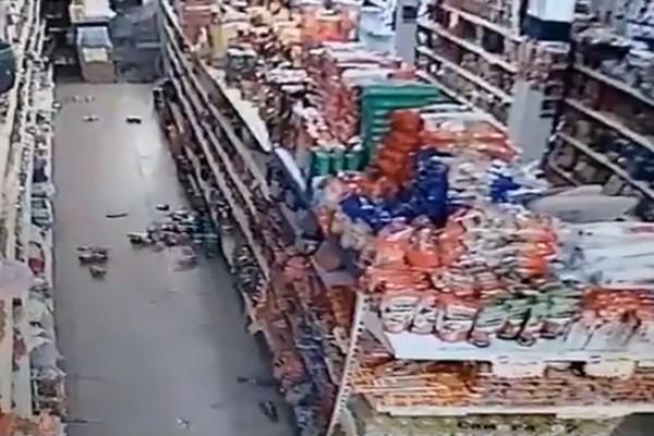 terremotobahia - Terremotos assustam moradores de cidades da Bahia - VEJA VÍDEO