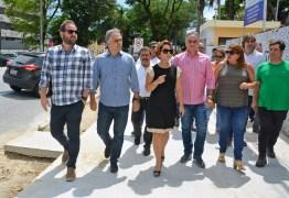 Luciano Cartaxo entrega primeira etapa de obra da Avenida Epitácio Pessoa nesta quarta-feira