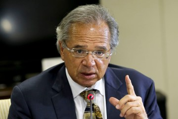 wdol abr 30011911019 - Guedes anuncia pedidos de demissão de dois secretários e vê 'debandada' na Economia