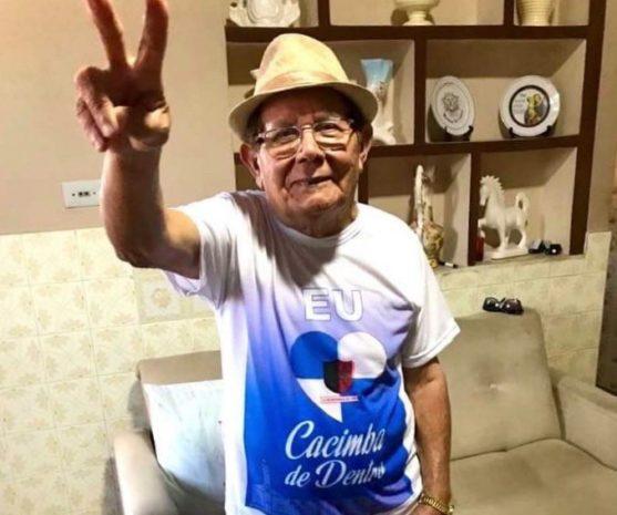 119080344 2596218954041968 5408602524236458092 n 557x465 1 - Tião Gomes lamenta falecimento do Senhor Chico Apolônio, pai do prefeito de Cacimba de Dentro