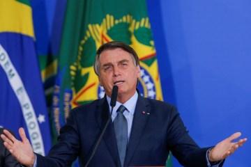 Bolsonaro participa da Cúpula da Biodiversidade da ONU nesta quarta-feira