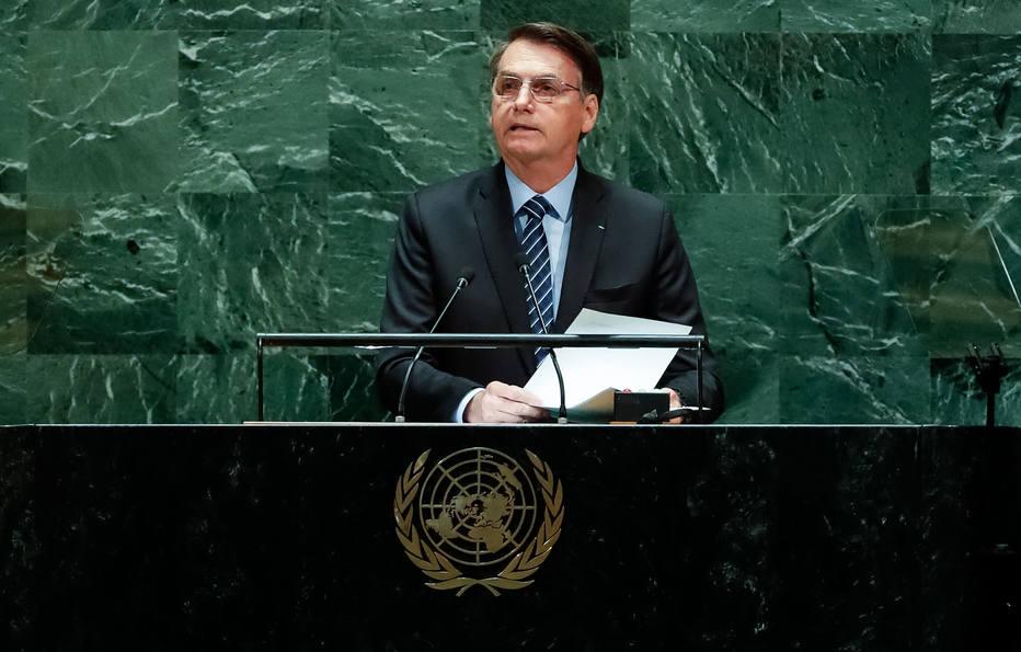 1600638497970 - Bolsonaro dirá na ONU que Brasil é 'exemplo para o mundo' no meio ambiente - Por Ana Flor