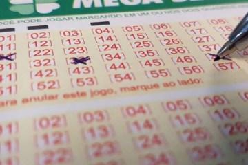 1 sena 14537548 - Sorteio da Mega-Sena acumula e pagará R$ 43 milhões na quarta-feira