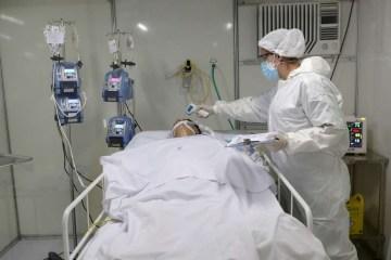 2020 09 09T235230Z 1 LYNXMPEG8821R RTROPTP 4 HEALTH CORONAVIRUS BRAZIL HOSPITAL - Seis pessoas morreram nas últimas 24h por falta de oxigênio em município do Pará