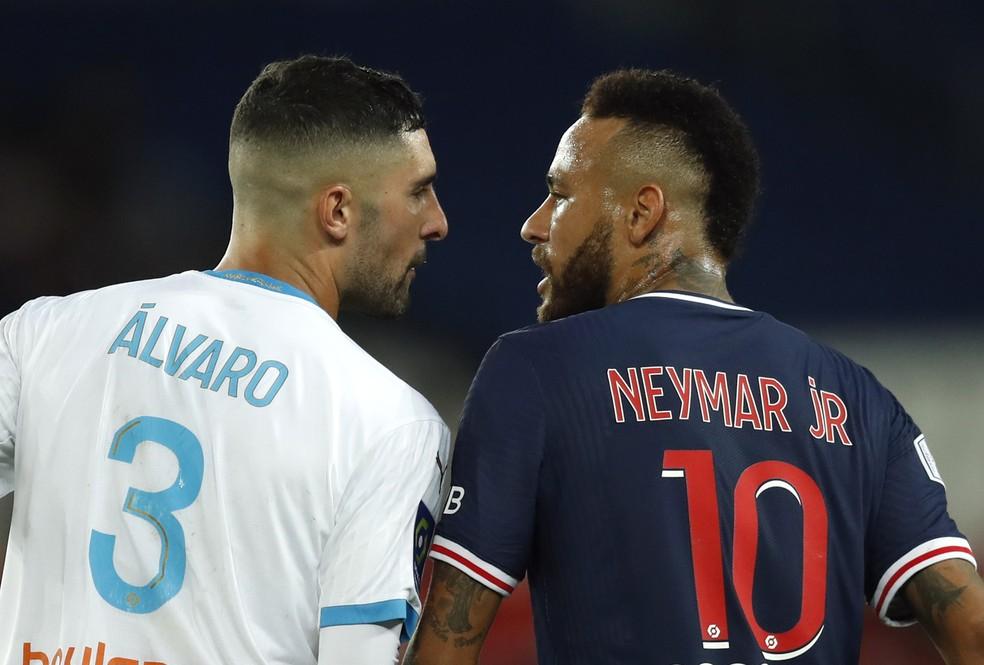 2020 09 13t210916z 139690250 up1eg9d1mrg9r rtrmadp 3 soccer france psg olm report - Expulso, Neymar protesta contra racismo: 'Arrependimento é por não ter dado na cara desse babaca' - VEJA VÍDEO