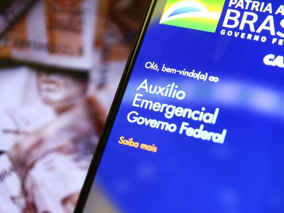 21 07 2020 app auxilio emergencial 3 - Auxílio emergencial de R$ 300 começa a ser pago nesta quinta-feira (17)