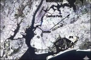 3333 300x200 - Atentado de 11 de setembro às Torres Gêmeas foi registrado do espaço - VEJA VÍDEO