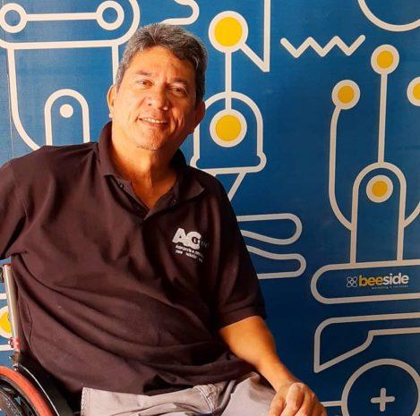 4091DD56 AF2F 4DB5 B4FA B3F80B6C6C0B 469x465 1 - Associação em defesa das pessoas com deficiência acionará MP contra carreatas e aglomerações nas eleições