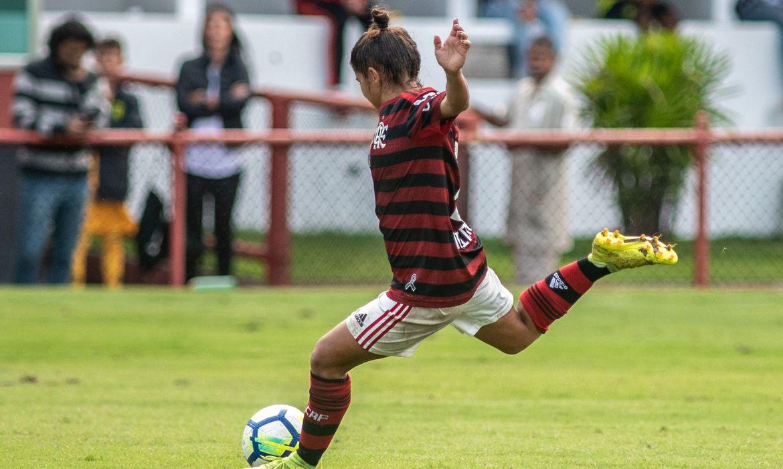 48613438212 cc7fcda74c o - FUTEBOL FEMININO: Flamengo e Grêmio encerram 11ª rodada