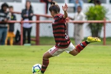 FUTEBOL FEMININO: Flamengo e Grêmio encerram 11ª rodada
