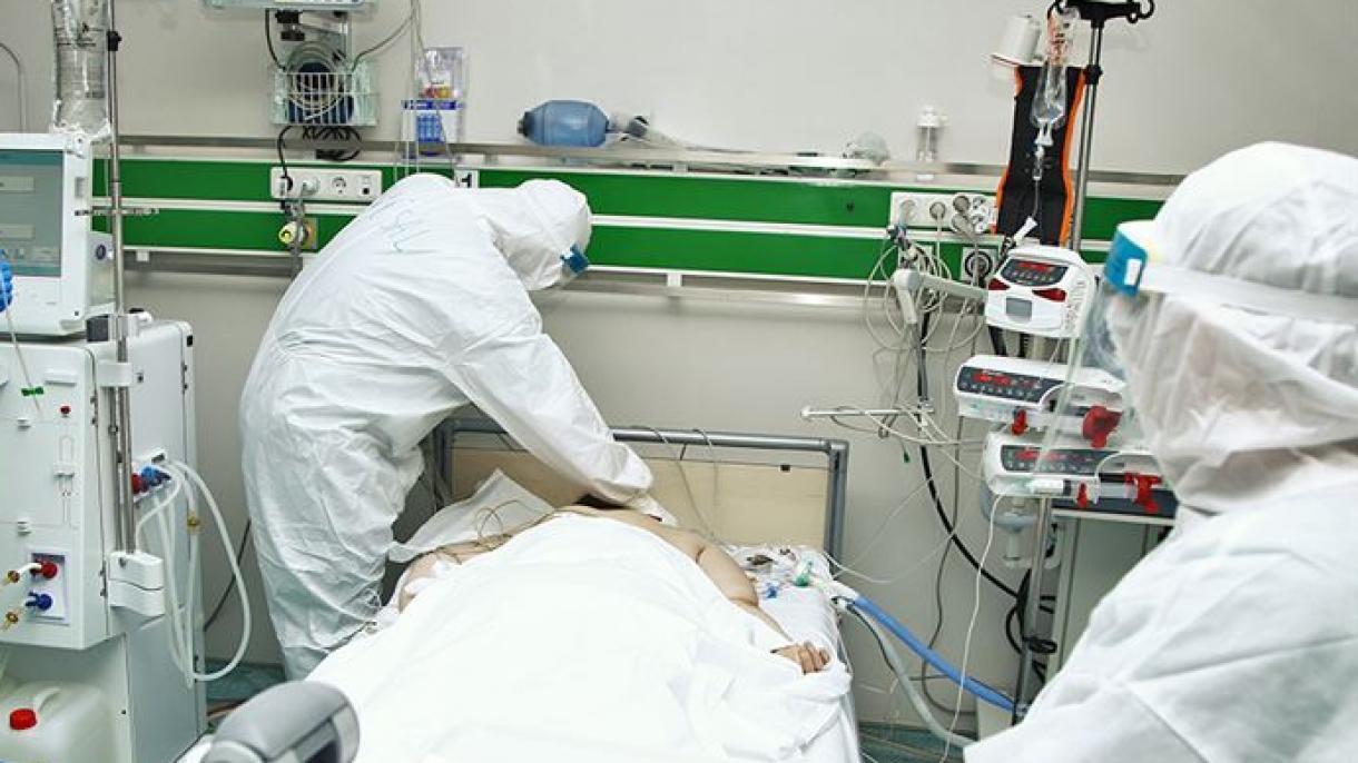 5f60c21a6dc88 - PANDEMIA: Brasil registra 967 novas mortes por covid em 24 h; total passa de 134 mil