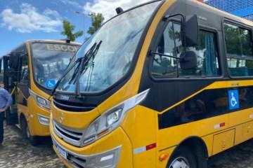 Após solicitação de Tião Gomes município de Areia é contemplado com novo ônibus escolar
