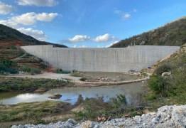 OBRAS: Barragem Retiro é entregue pelo governo no município de Cuité