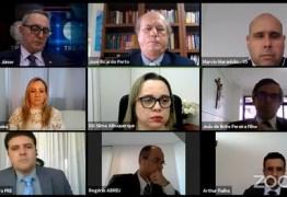 Diretor da Escola Judiciária registra êxito do I Congresso Virtual de Direito Eleitoral