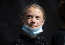 Greta Thunberg falará no Festival de Veneza durante recreio na escola