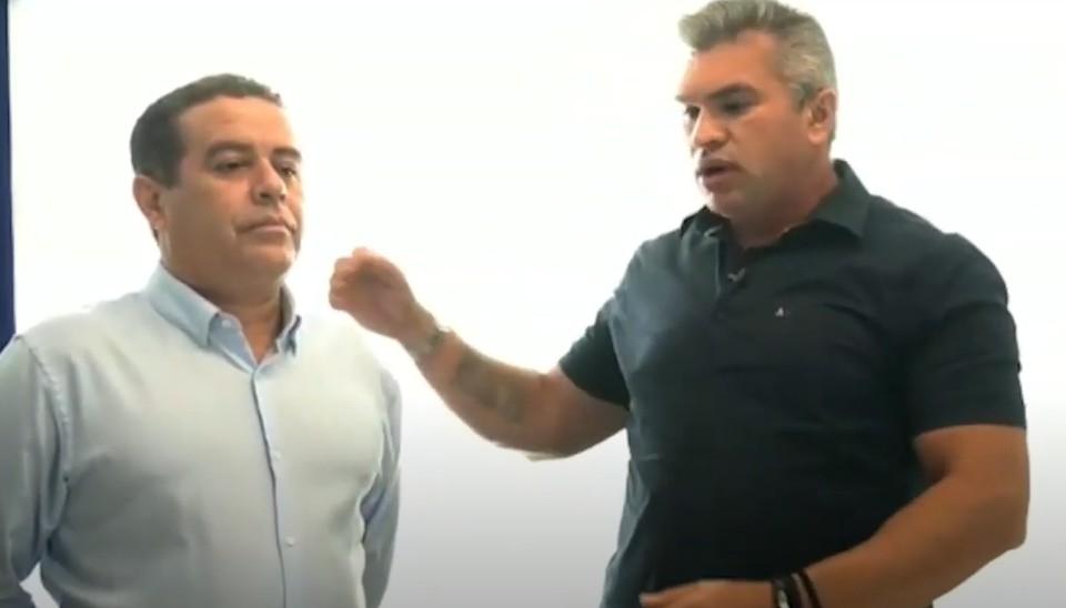 Capturar 16 - 'Aliança social e do conservadorismo': Julian Lemos ressalta importância do apoio a João Almeida - VEJA VÍDEO