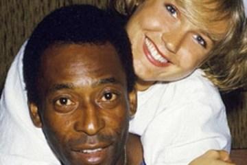 Capturar 42 - Xuxa revela que Pelé a rejeitou por ser virgem: 'não queria a responsabilidade de ser o primeiro'
