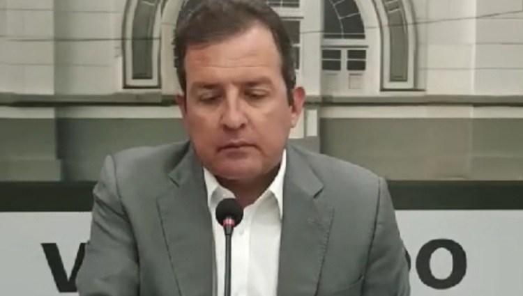 Fábio Tyrone 2020 - SOUSA: Coligação de Leonardo Gadelha entra com pedido de impugnação da candidatura de Fábio Tyrone - VEJA DOCUMENTO