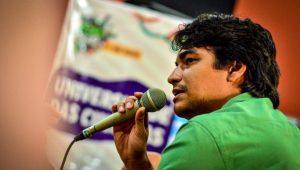 FB907AED C2BD 46EF 857F 48E232DAD261 - CONVENÇÃO: Unidade Popular oficializa a candidatura de Rafael Freire à Prefeitura de João Pessoa