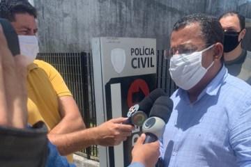 Nilvan - Subcomandante da Polícia Militar é suspeito de atentado contra o candidato Nilvan Ferreira, diz site