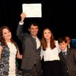 Prefeito reeleito Romero Rodrigues e família na cerimônia de Diplomação - R$ 157 MIL NA FOLHA: Prefeito Romero Rodrigues tem 36 familiares 'empregados' na Prefeitura de Campina Grande - VEJA VÍDEO