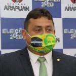 WALLBER e1600606316724 - Cidade Segura: Wallber Virgolino diz que Segurança será uma das suas prioridades na PMJP