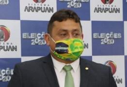 Wallber Virgolino chama Ricardo Coutinho de 'Tarcísio Meira' e 'corrupto' após ser comparado a 'tribufu'; VEJA VÍDEO