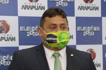 Cidade Segura: Wallber Virgolino diz que Segurança será uma das suas prioridades na PMJP