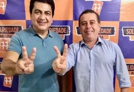 CONVENÇÃO: Solidariedade lança dia 15 candidatura de João Almeida para disputar prefeitura de João Pessoa