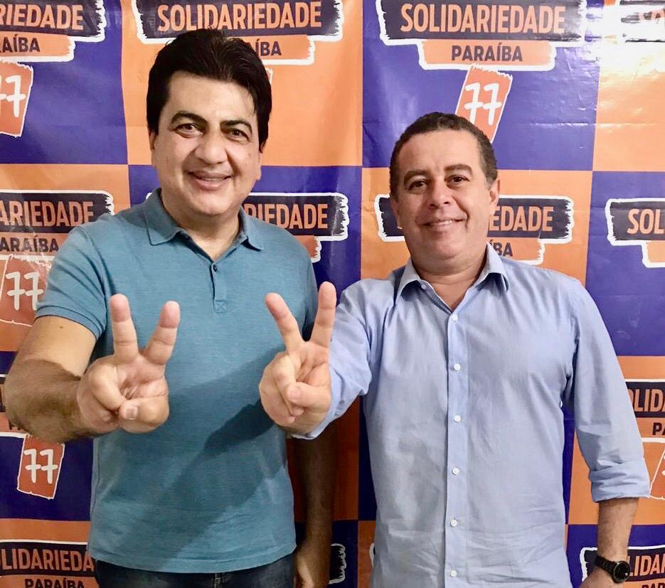 WhatsApp Image 2020 09 03 at 15.41.25 - CONVENÇÃO: Solidariedade lança dia 15 candidatura de João Almeida para disputar prefeitura de João Pessoa