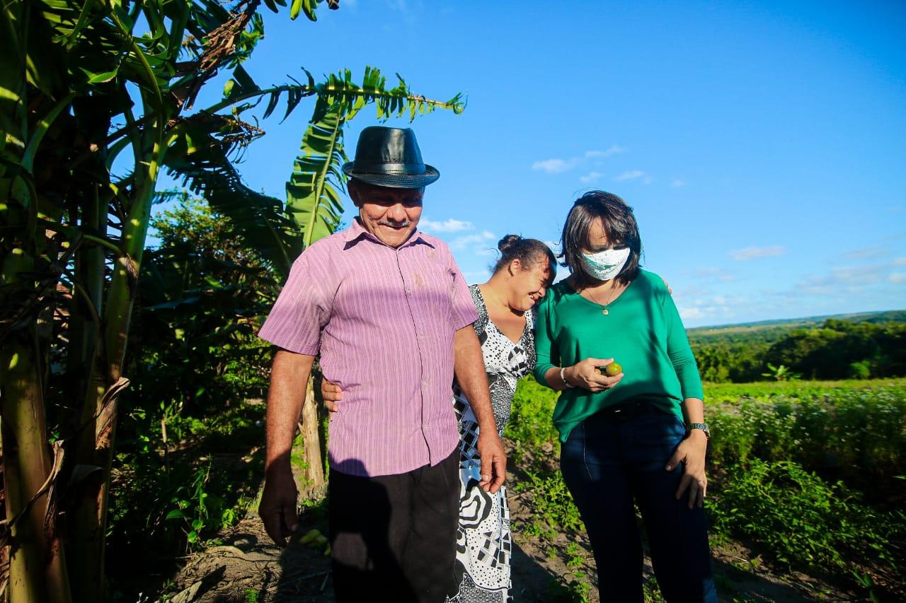 WhatsApp Image 2020 09 07 at 19.35.03 - Em reunião com produtores, Edilma Freire defende fortalecimento da agricultura familiar