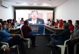 """Governador João Azevêdo declara apoio a Jeferson e Pastor Eudes, em Marizópolis: """"Chapa já nasceu forte e vitoriosa"""""""