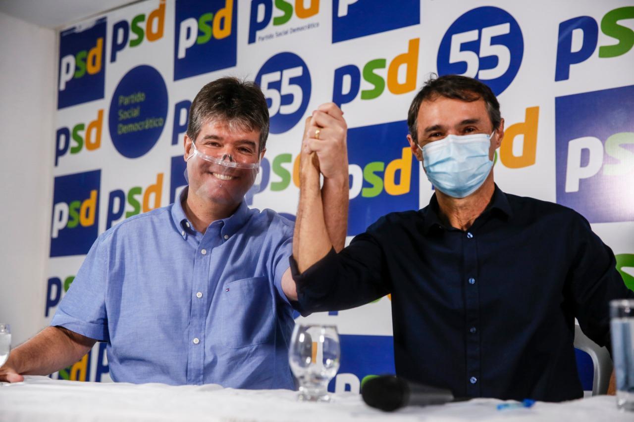 WhatsApp Image 2020 09 09 at 15.04.33 - Romero Rodrigues anuncia apoio do PSD à candidatura de Ruy Carneiro