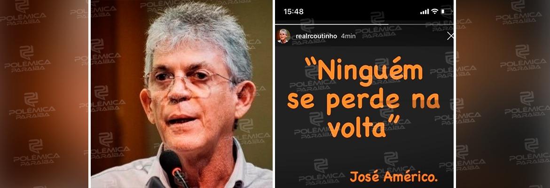 WhatsApp Image 2020 09 16 at 15.58.01 - 'Ninguém se perde na volta': Ricardo Coutinho pode anunciar candidatura à PMJP em convenção do PSB