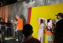 'Tribufu e cuspidor de microfone': Em convenção, Ricardo Coutinho 'bate' em Wallber, Ruy e Nilvan; VEJA VÍDEO