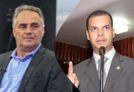"""ÁUDIO VAZADO: Cartaxo cita 'esquema' para por """"Edilma na igreja"""" e detona Jutay e Republicanos; ouça"""