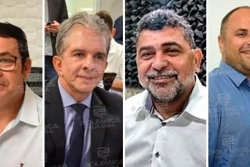 MARATONA ELEITORAL: saiba quem são os pré-candidatos à prefeitura de Patos