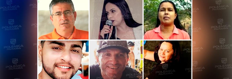 a grande familia congo - A GRANDE FAMÍLIA: Pré-candidato no Cariri paraibano tem esposa como vice e outros cinco familiares para disputar eleições